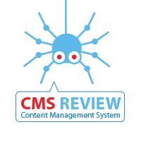 CMS Review לוגו עבור בלוג