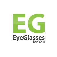לוגו עבור יצרן משקפיים