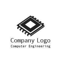לוגו הנדסת מחשב למכירה